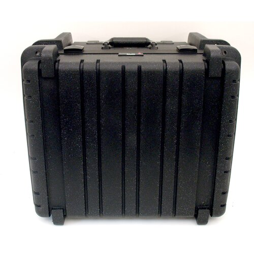 Rotational Molded Tool Case with Wheels and Telescoping Handle