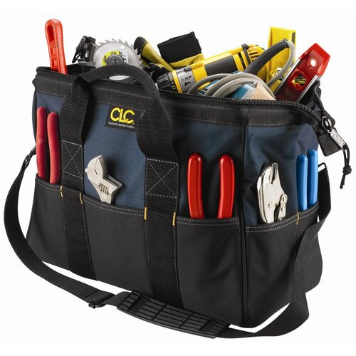 CLC 22-Pocket Tool Bag