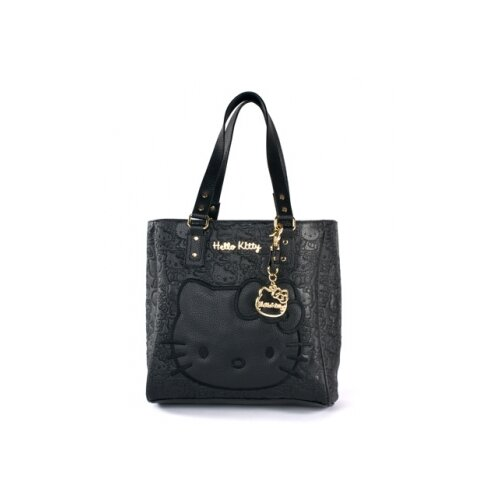 Embossed Face Tote Bag