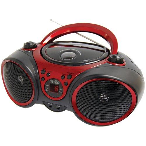 Jensen Portable Stereo CD Player