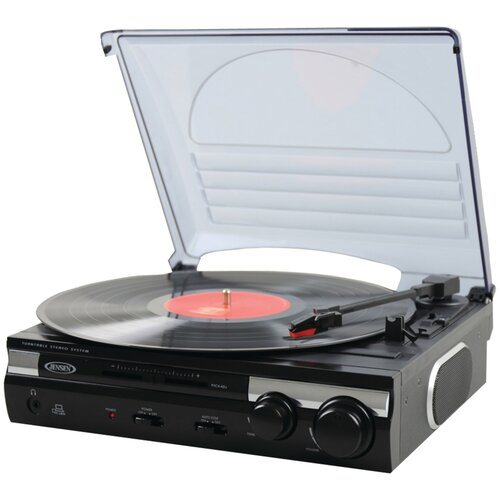3 Speed Stereo Turntable