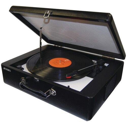 Jensen Portable Turntable