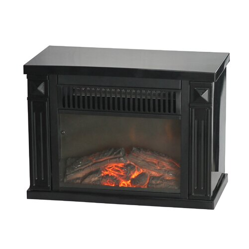 energy efficient electric fireplace wayfair