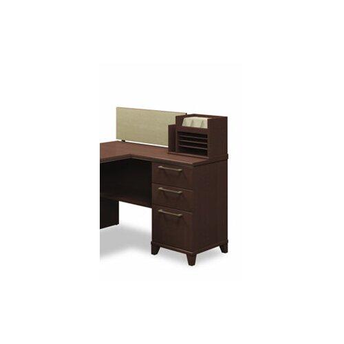 Bush Industries Enterprise Corner Executive Desk
