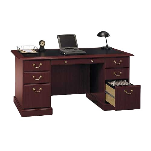 Bush Industries Saratoga Executive Collection Manager's Desk