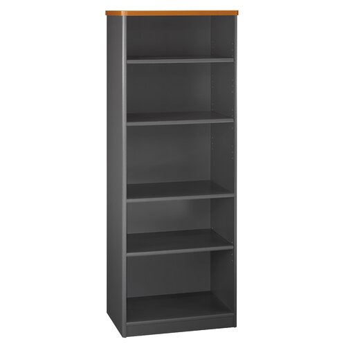 "Bush Industries Series A 66.25"" Bookcase"