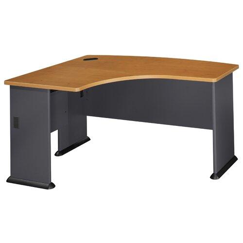 Bush Industries Series A L-Bow Desk Shell