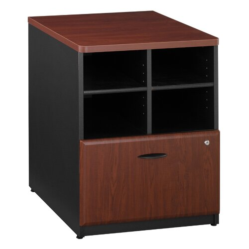 "Bush Industries Series A 23.54"" Storage Cabinet"