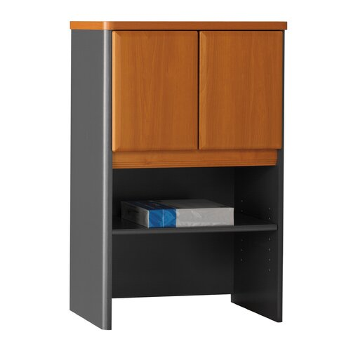 "Bush Industries Series A: 36.5"" H x 24"" W Storage Hutch"