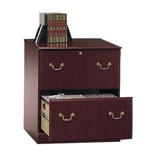 Bush Industries Saratoga 2-Drawer Executive  File