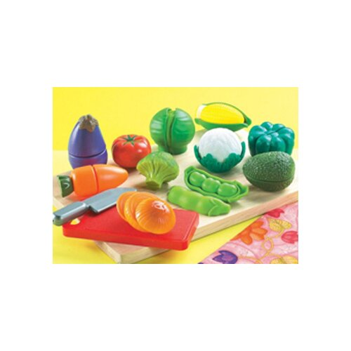 Small World Toys Vegetable Set
