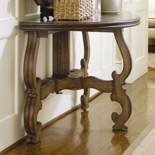 Sanctuary Drop-Leaf Console Table