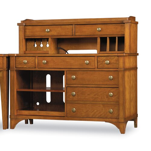 Hooker Furniture Abbott Place Credenza Printer Unit