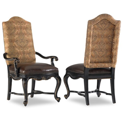 Hooker Furniture Grandover Leather Armchair