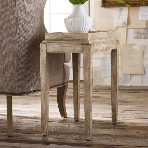 Hooker Furniture Melange Coralie End Table