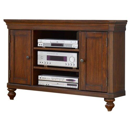 """Hooker Furniture Wendover 48"""" Corner TV Stand"""