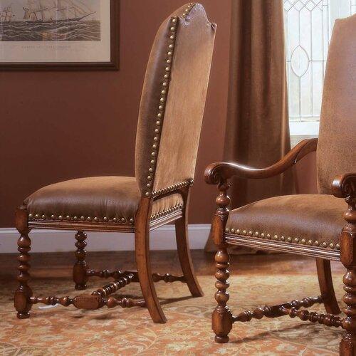 Waverly Place Upholstered Back Side Chair (Set of 2)