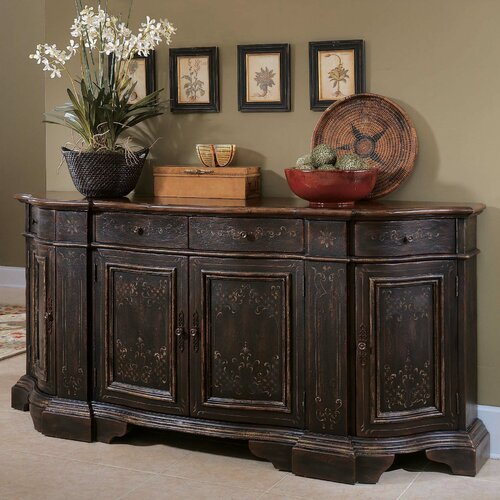 Hooker Furniture Decorator Credenza amp Reviews Wayfair