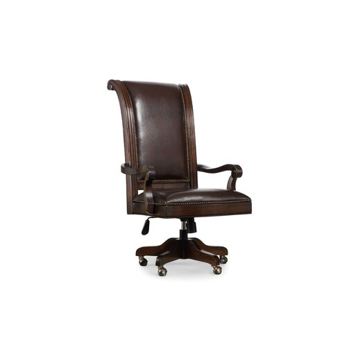 Sheridan High-Back Tilt Swivel Chair with Arms