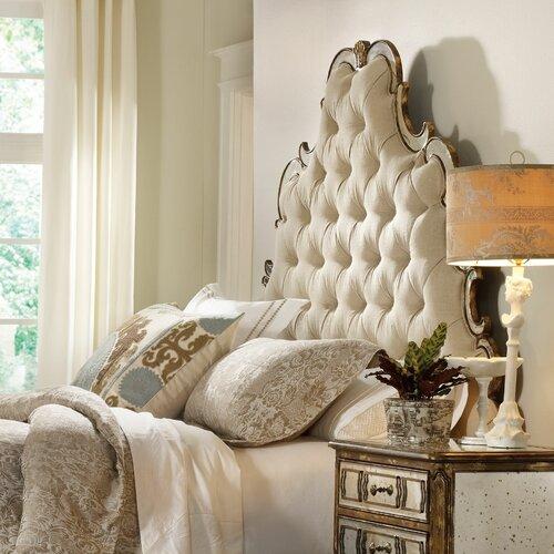 Hooker Furniture Sanctuary Upholstered Bling Headboard