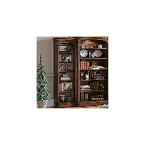 "Hooker Furniture Brookhaven Left 78"" Bookcase"