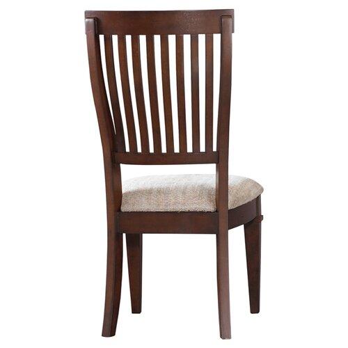 Abbott Place Slat Back Side Chair (Set of 2)