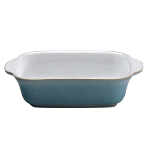 Azure 18 Oz. Small Oblong Dish