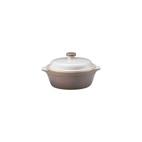 Truffle 1.87-qt. Stoneware Round Casserole