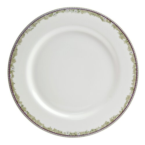 "Denby Monsoon Daisy 11"" Dinner Plate"