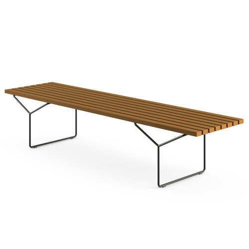 Knoll ® Bertoia Outdoor Bench