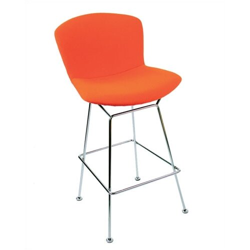 Knoll ® Bertoia Counter Stool with Full Cover