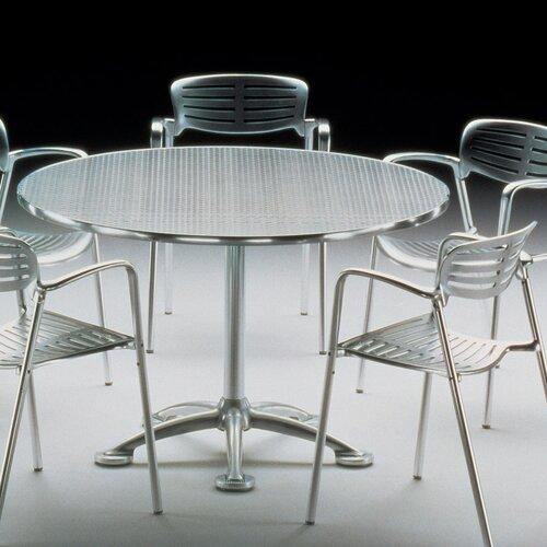 Knoll ® Pensi Mettalic Trespa Dining Table