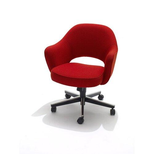 Knoll ® Saarinen Executive Armchair with Casters