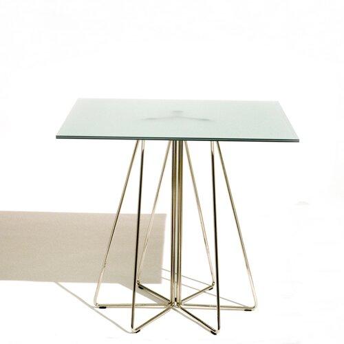 Knoll ® PaperClip Medium Square Café Table