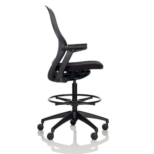 Knoll ® ReGeneration Flex Back Net High Task Chair
