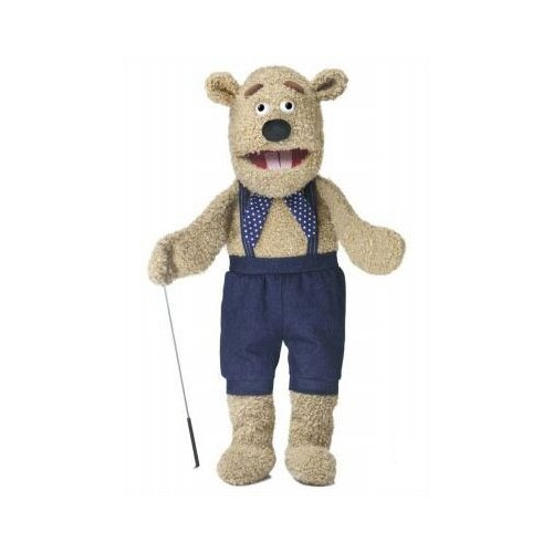 "Silly Puppets 28"" Silly Bear Full Body Puppet"