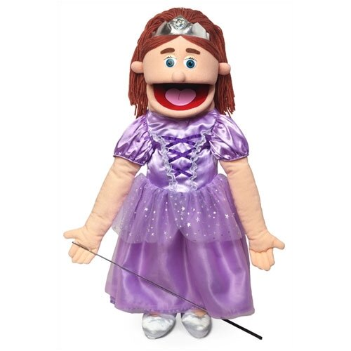 "Silly Puppets 25"" Princess Full Body Puppet"