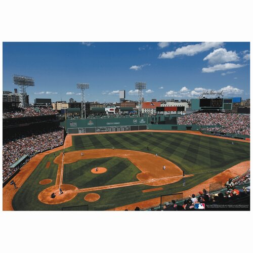 Fundex Games MLB Stadium Puzzle