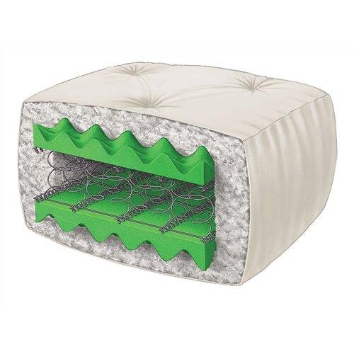 """Serta Futons Juniper Perfect Sleeper 9"""" Coil Full Size"""