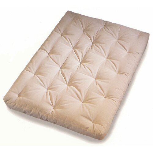 "Serta Futons Bayside 6"" Cotton and Foam Futon Mattress"