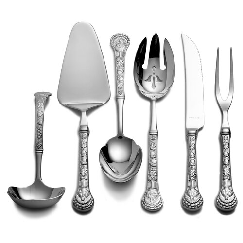 Turkey 6 Piece Flatware Set