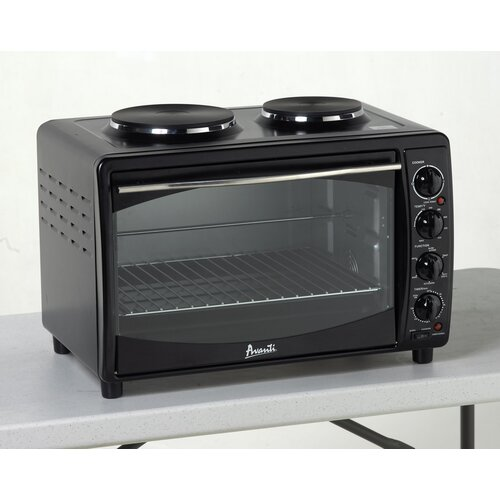 Avanti Products Mini Kitchen Electric Free-Standing Range