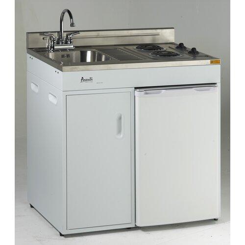 110V Compact Kitchen