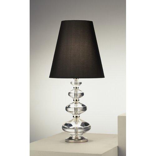 "Robert Abbey Claridge Legume 24.75"" H Table Lamp with Empire Shade"
