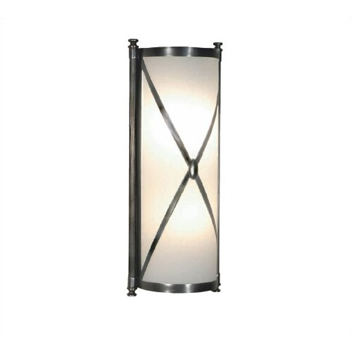 Robert Abbey Chase 2 Light Wall Sconce