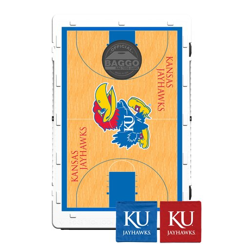 NCAA Basketball Home Court Advantage Bean Bag Toss Game