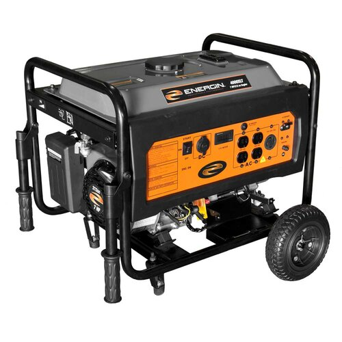 Energin 4,000 Watt Generator with Wheel Kit
