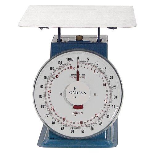 TSM Products 110 lbs Capacity Heavy Duty Scale