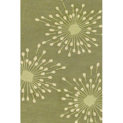 Duracord Outdoor Rugs Sawgrass Mills Sparkler Green Indoor/Outdoor Rug