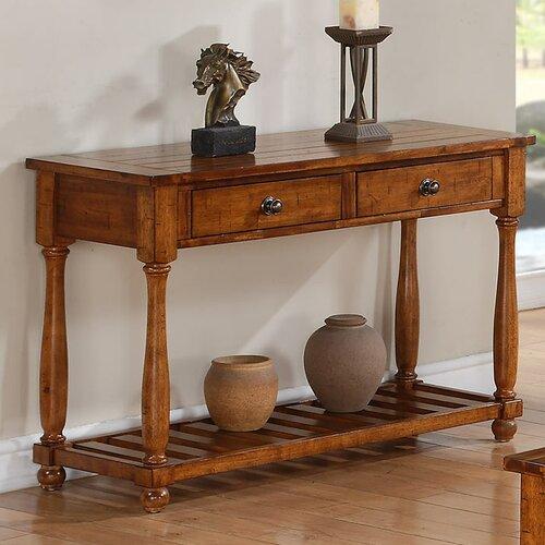 Grand Estate Console Table
